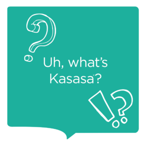 Kasasa speech bubble what's Kasasa?
