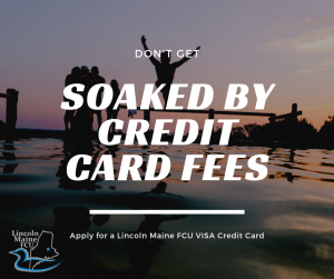don't get soaked by credit card fees