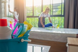 Watch out for Spring Cleaning Scams
