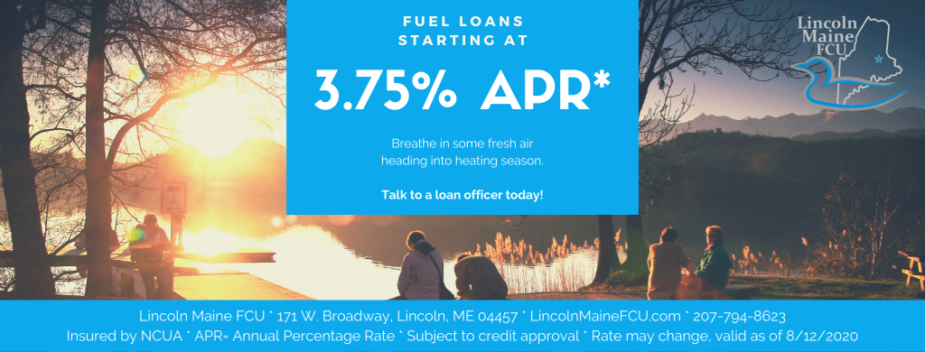 Fuel Loan Cover