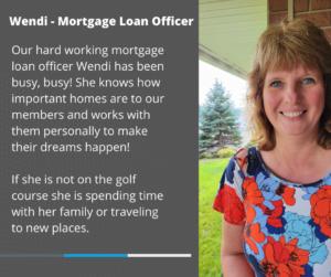 Wendi Mortgages