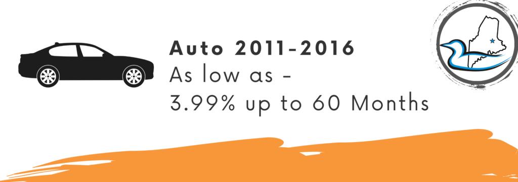Auto 2011-2016